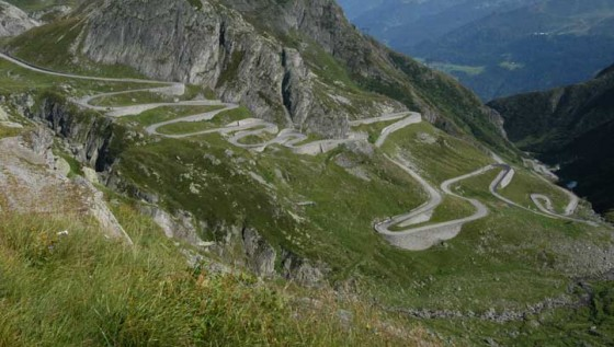 Day 2 - Sierre to Airolo