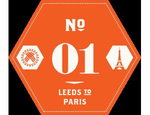 Leeds to Paris - Cycling Tours - Ride25