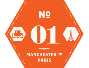 Manchester to Paris - Cycling Tours - Ride25