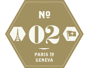 Paris to Geneva - Leg 2 - Ride25