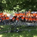 Parmoor to Paris - Cycling Tour - June 2012