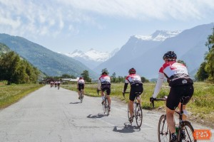 Corporate Alpine Cycling Tour DTZ Ride25
