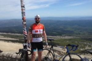 John Gelling - Ride25 Mt Ventoux
