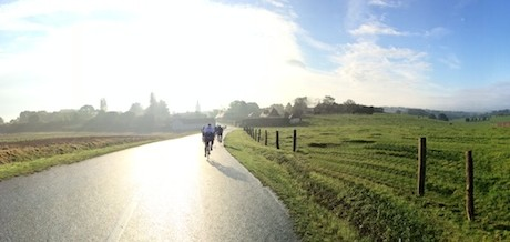 Morning Cycling in France  - Pic Of The Week