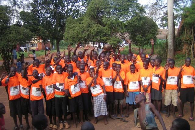Charity Visits April 2012 - Ride25
