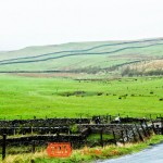 Yorkshire Grand Depart route - cycling photos