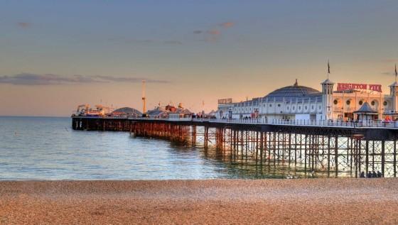 Day 2 - Brighton to Gournay-en-Bray