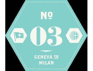 Pioneers – Leg 3 Geneva to Milan