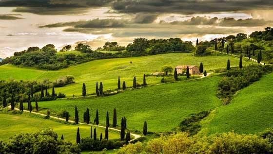DAY 4 - Figline Valdarno to Orvieto
