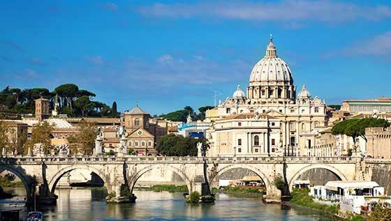 Day 5 - Orvieto to Rome