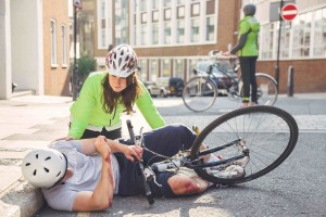 Bike Accident Images
