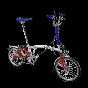 RAF Brompton Bike