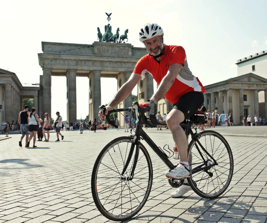 fabian bike and arch