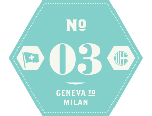 Geneva to Milan – June 2015