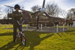 RAF Brompton Ride 1