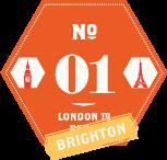 London to Brighton - Cycling Tours - Ride25