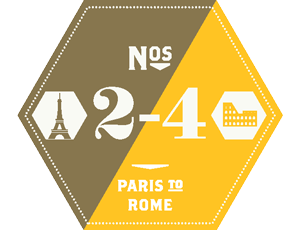 Paris to Rome - Cycling Tours - Ride25