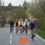 Ride25 Yorkshire Pioneers April 201510