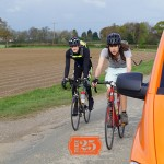 Ride25 Yorkshire Pioneers April 20153