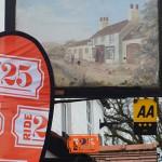 Ride25 Yorkshire Pioneers April 201535