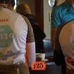 Ride25 Yorkshire Pioneers April 201536