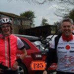 Ride25 Yorkshire Pioneers April 201538