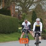 Ride25 Yorkshire Pioneers April 201540