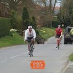 Ride25 Yorkshire Pioneers April 201543
