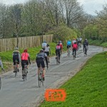 Ride25 Yorkshire Pioneers April 201552