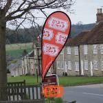 Ride25 Yorkshire Pioneers April 201578