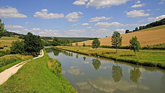 Day 7 - Semur-en-Auxois to Lons-le-Saunier