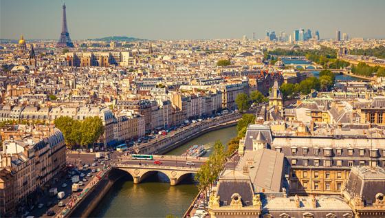 Day 1 - Paris to Sens