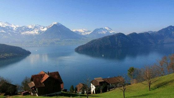 Day 7 - Geneva to Sierre