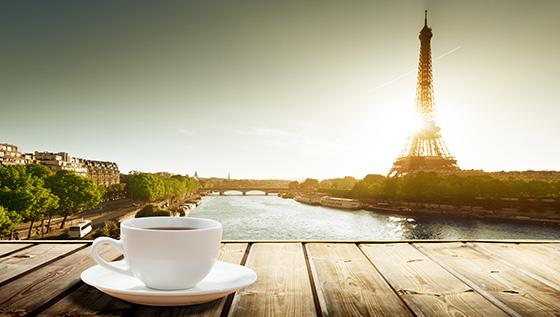 Day 4 - rest day in Paris