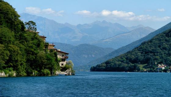 Day 3 St Moritz to Lugano