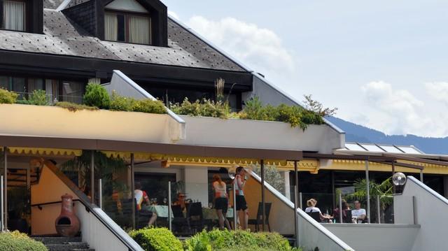 Lunch Lake Geneva