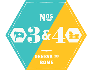 Geneva to Rome - Cycling Tours - Ride25