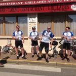 RAFBF Brompton Ride25066