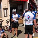 RAFBF Brompton Ride25070
