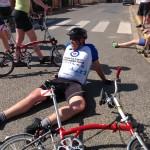 RAFBF Brompton Ride25071