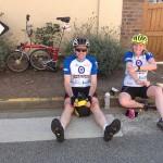 RAFBF Brompton Ride25072