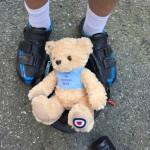 RAFBF Brompton Ride25129