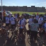 RAFBF Brompton Ride25158