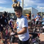 RAFBF Brompton Ride25161