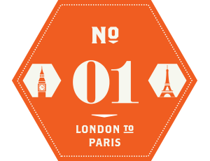 London to Paris – Sept 2015