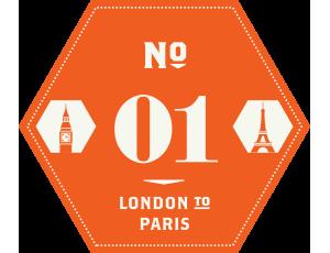 London to Paris – Sept 2015