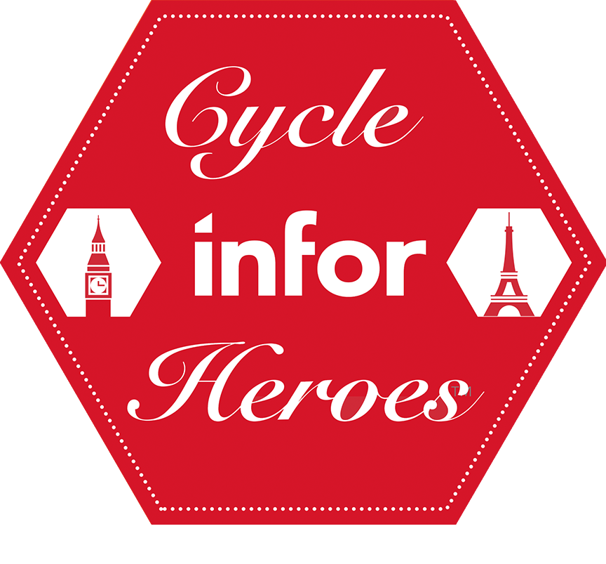 Cycle Infor Heroes – London to Paris Sept 2015