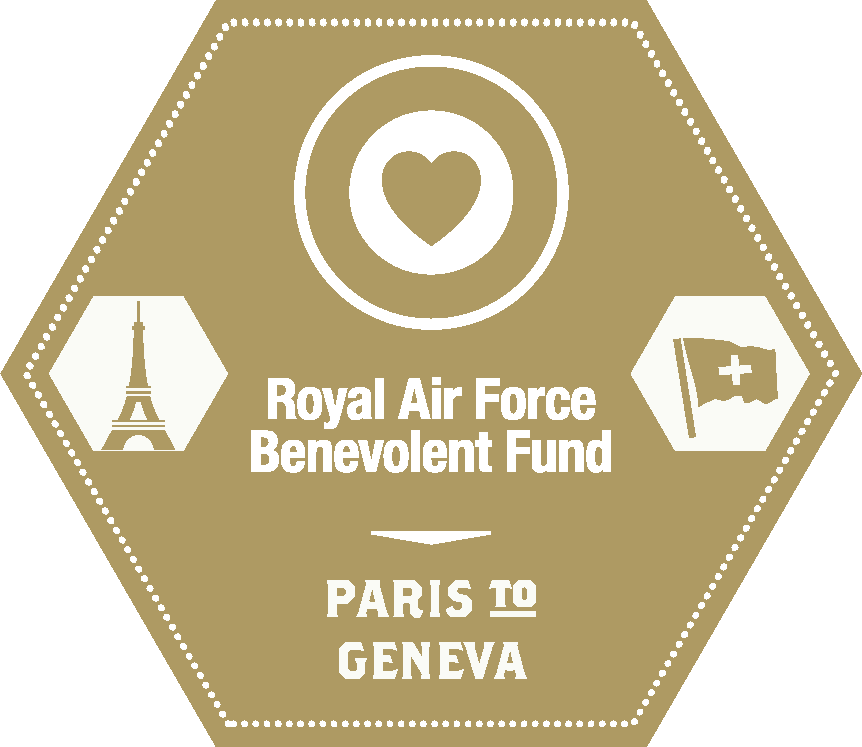 RAF Benevolent Fund Paris to Geneva - Cycling Tours - Ride25