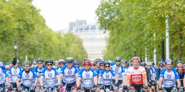 RAF Benevolent Fund Paris to Geneva 2016