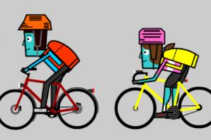 Strava riders